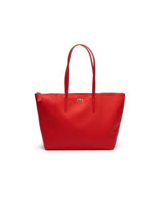 LACOSTE SHOPPING BAG NF 1888 883 ROUGE