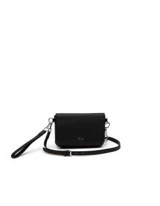 LACOSTE SAC CROSSOVER A RABAT NF2531 NOIR