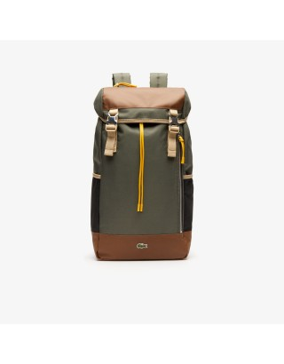 LACOSTE SAC A DOS A RABAT NH 2946/C57 FOREST NIGHT
