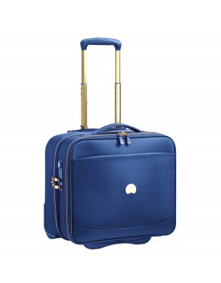 "DELSEY PILOT CASE TROLLEY ( PORTABLE 15.6"")"