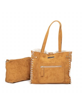 LES TROPEZIENNES SAC SHOPPING TYR 12 CAMEL