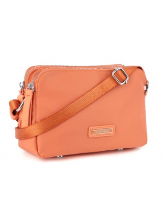 FUCHSIA SAC TROTTEUR F6651/2 ORANGE