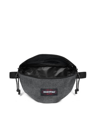 EASTPAK SAC BANANE K074/77H BLACK DENIM