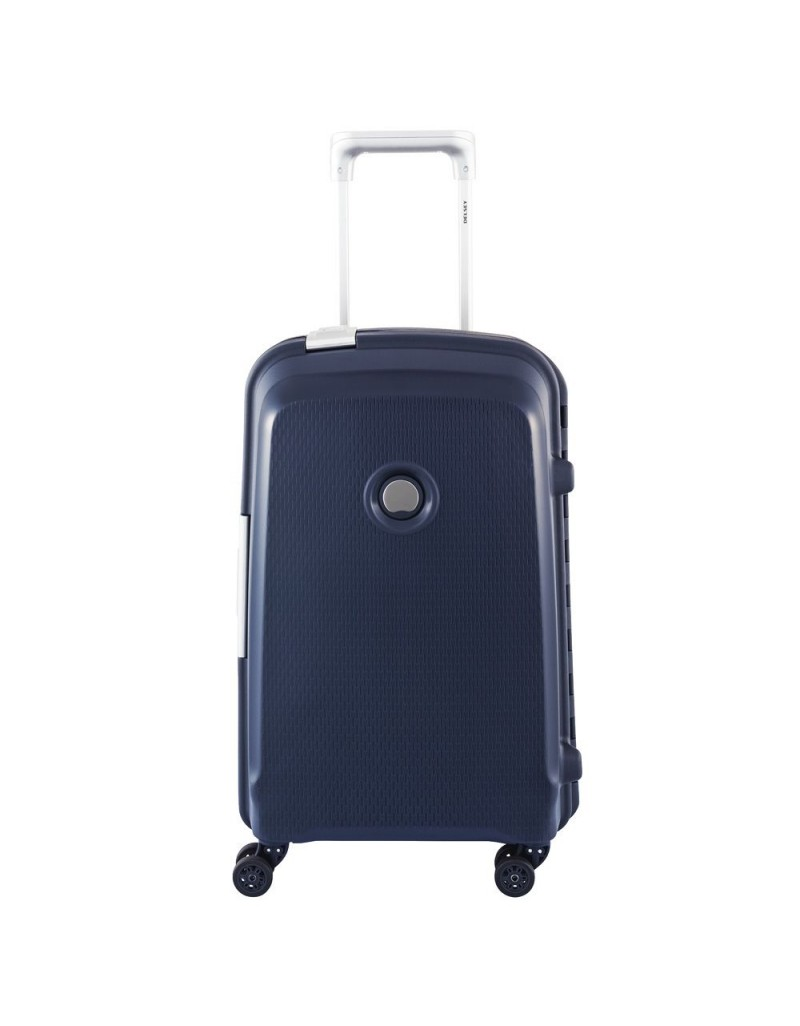 valise trolley cabine slim 4 doubles roues 55cm delsey. Black Bedroom Furniture Sets. Home Design Ideas