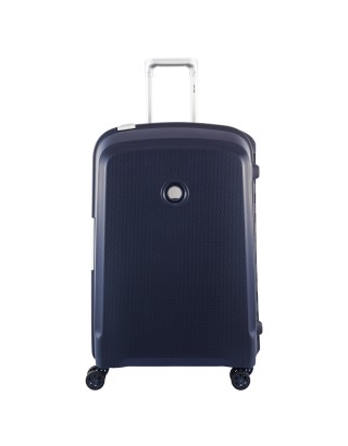 VALISE TROLLEY 4 DOUBLES ROUES DELSEY NOIR