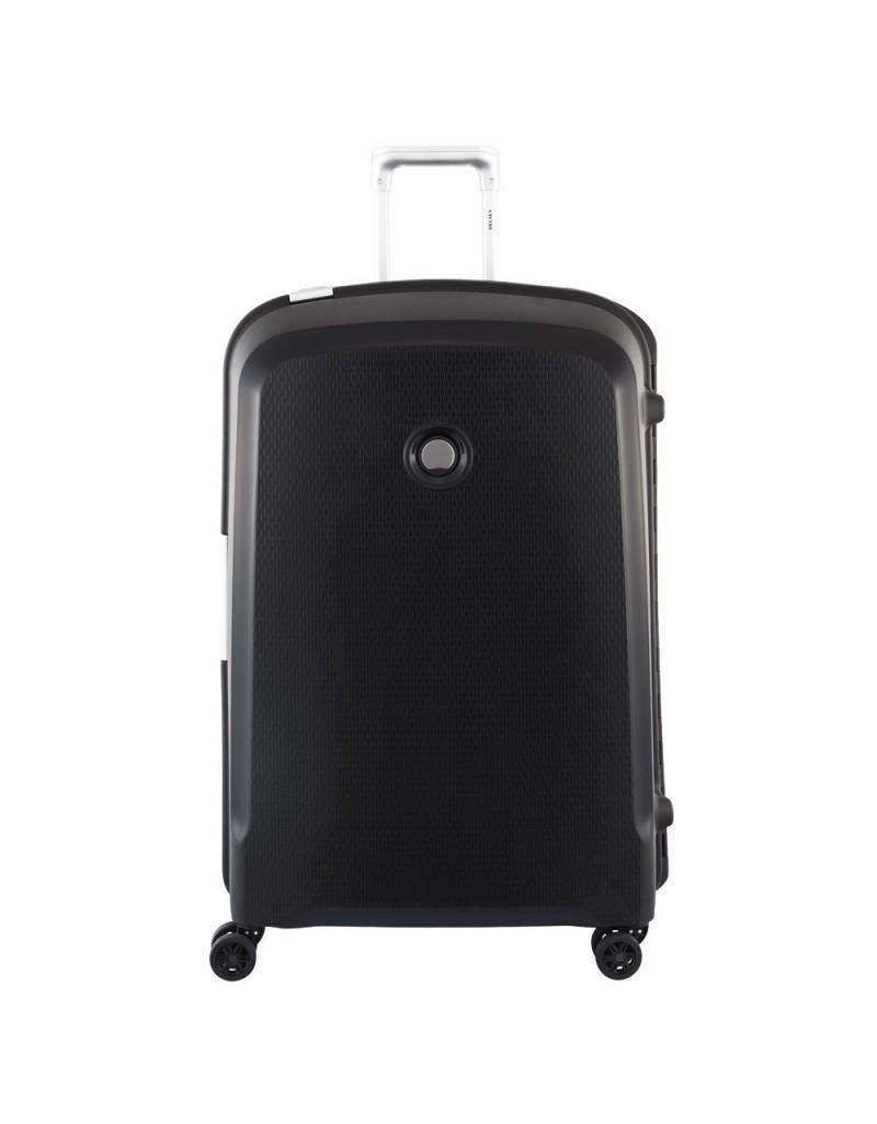 valise trolley 4 doubles roues 76 cm delsey. Black Bedroom Furniture Sets. Home Design Ideas