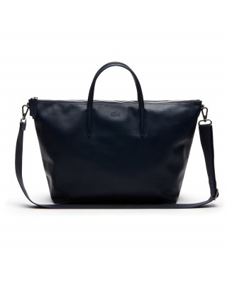 LACOSTE SAC SHOPPING BAG NF 2519 NOIR