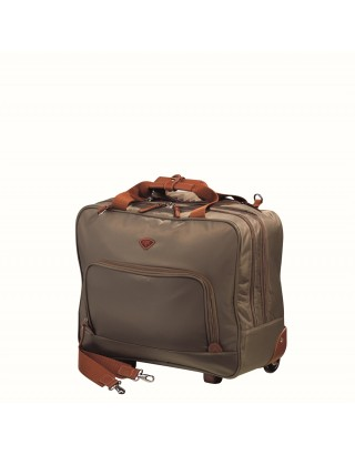 "JUMP PILOT CASE TROLLEY ( PORTABLE 15.4"")"