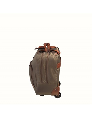 "JUMP PILOT CASE TROLLEY ( PORTABLE 15.4"") 6589 BRONZE"