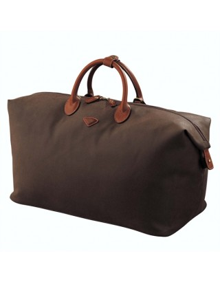 SAC BALUCHON MARRON VUE DE FACE 4461 CHOCOLAT