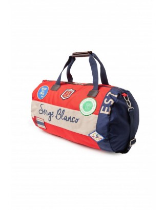 SERGE BLANCO SAC WEEK-END RYT 13014/445 ROUGE