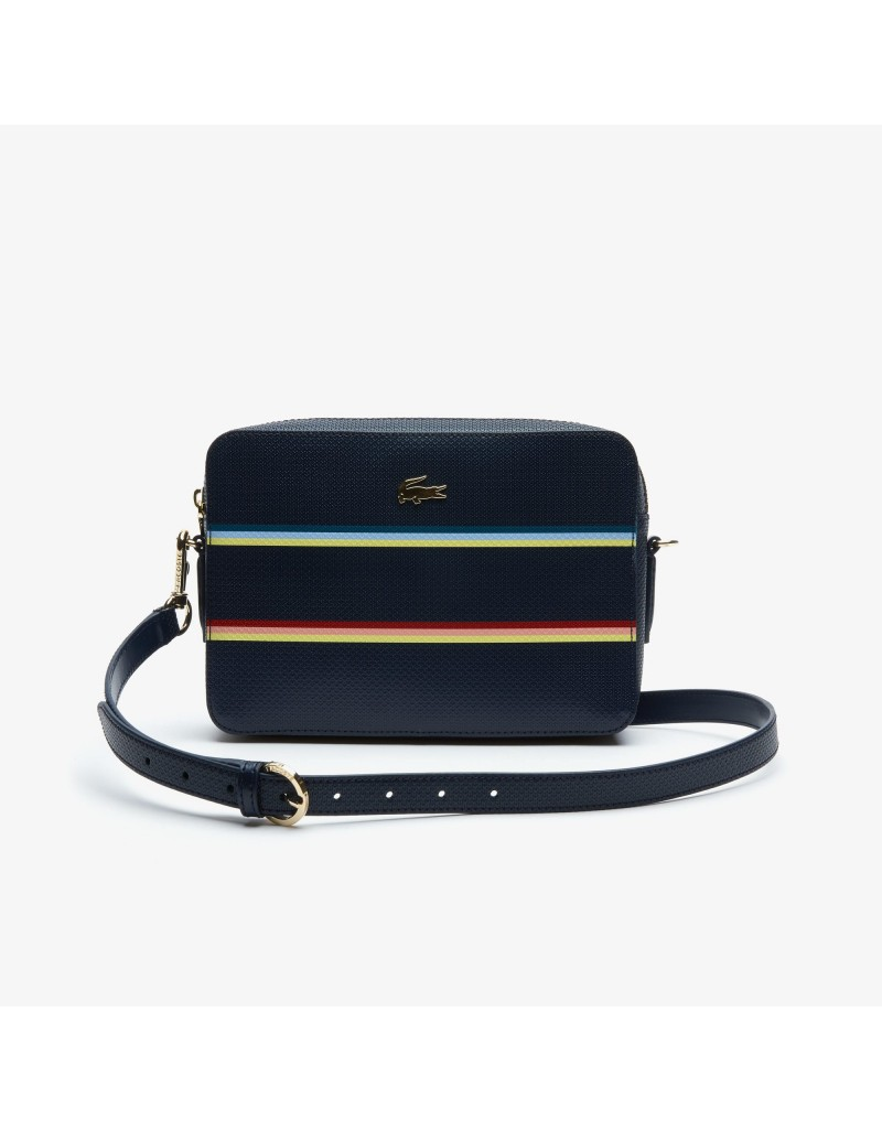 Femme Lacoste Mae Crossover Maroquinerie Sac n0XO8Pwk